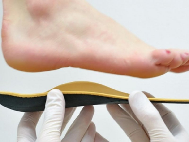 Created insoles for the treatment of diabetic ulcers