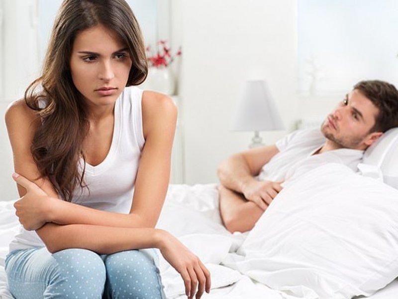 Stress deprives of interest in sex often