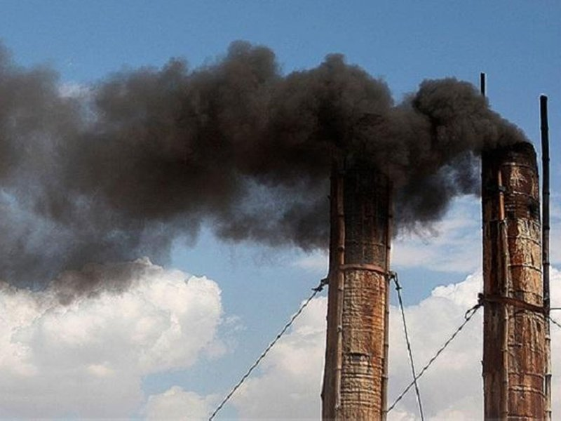Carbon dioxide in the atmosphere reached a critical level