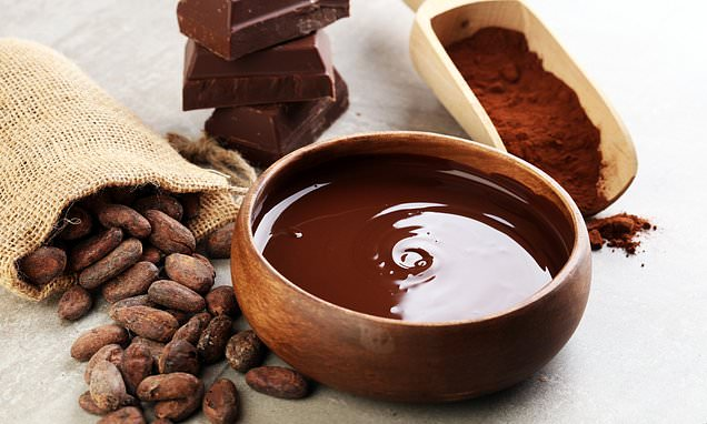 Chocolate may 'help you live longer' when eaten with zinc supplements
