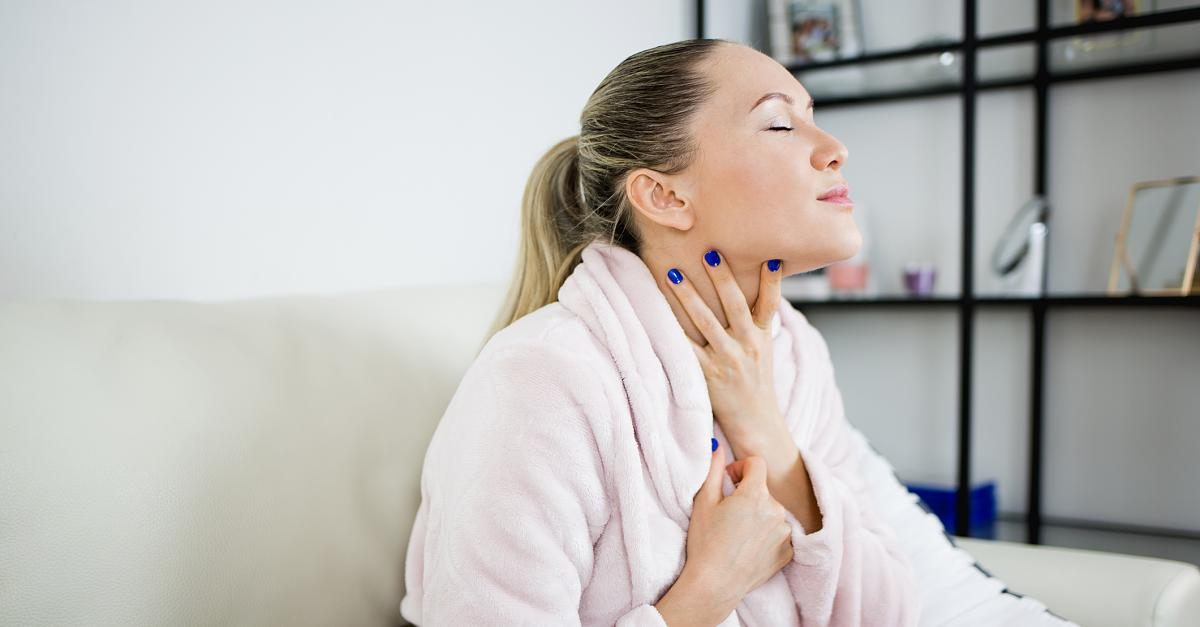 Home remedies for neck pain: a pharmacist provides tips
