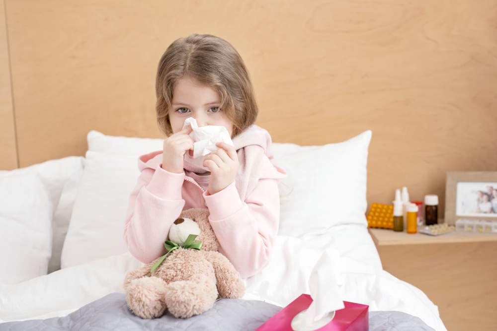 Scientists advised not to bury the children in the nose during colds