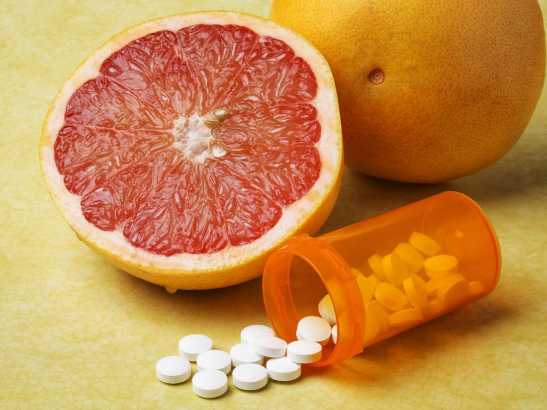 Metformin and grapefruit: Do they interact?