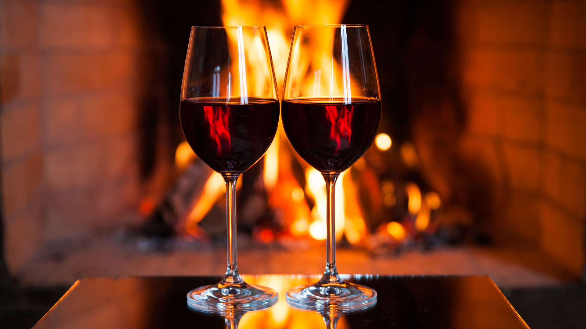 Why You Find Yourself Reaching for the Wine More When It's Cold Out