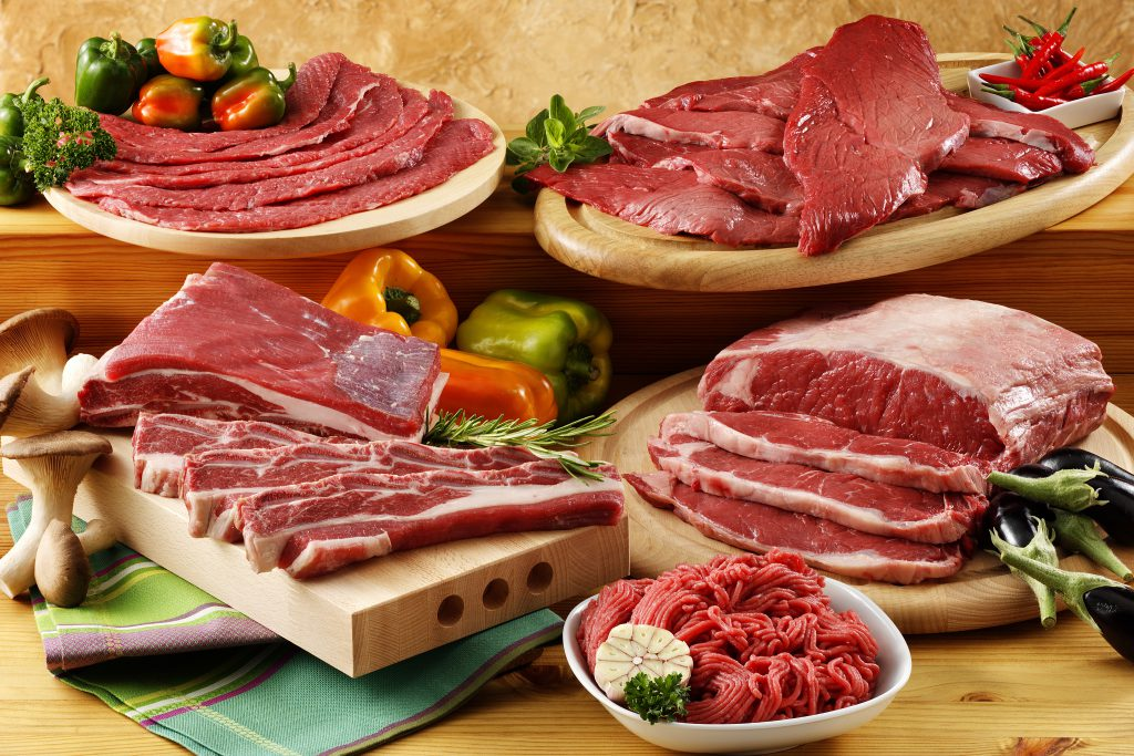 Without red meat, the risk of severe heart drops three to four weeks of suffering after