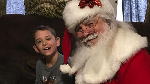 Eight-year-old suffering from a fatal brain tumor – Facebook-call-up gives him the most beautiful Christmas