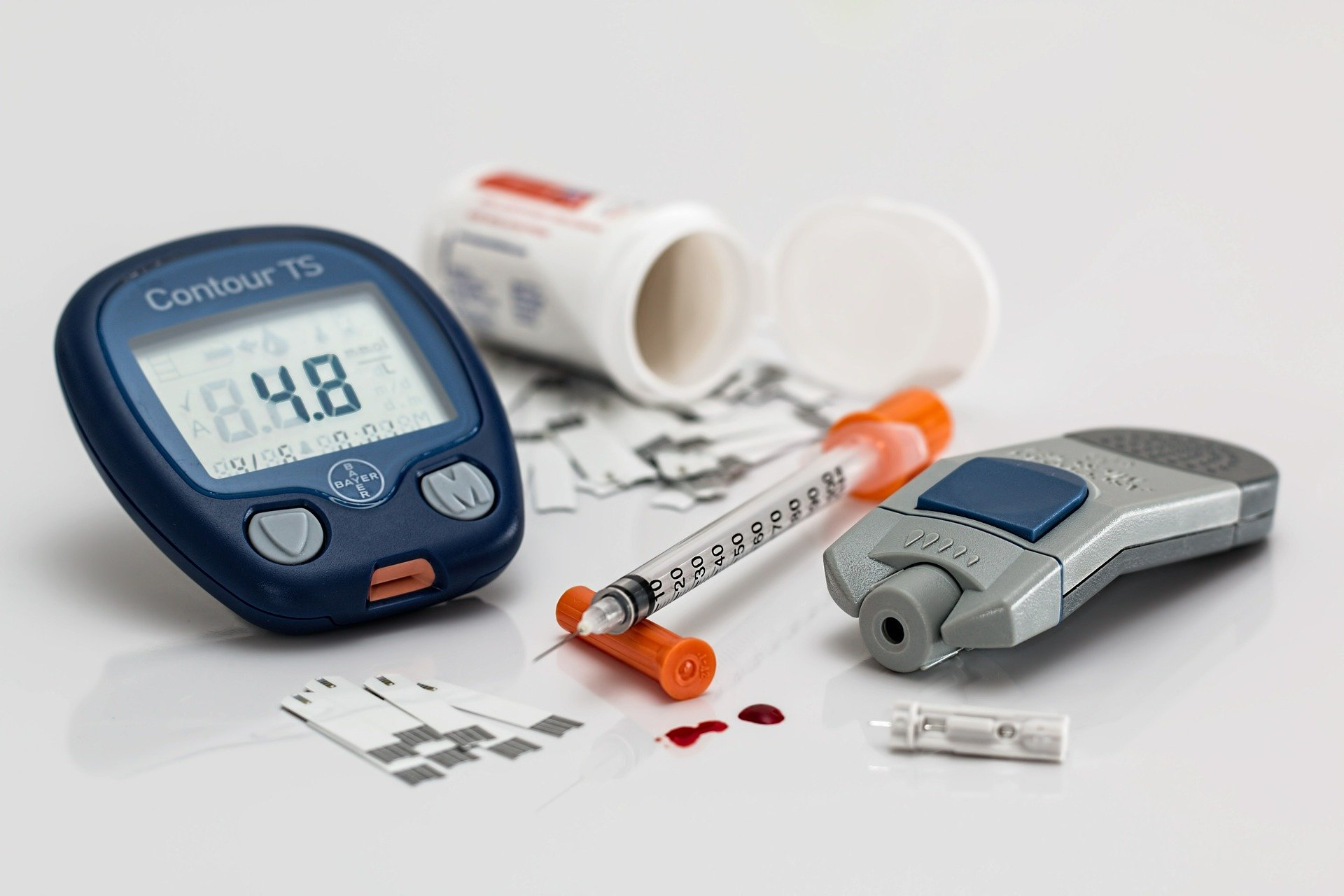 Researchers have found that incidence of heart failure was around two-fold higher in people with diabetes