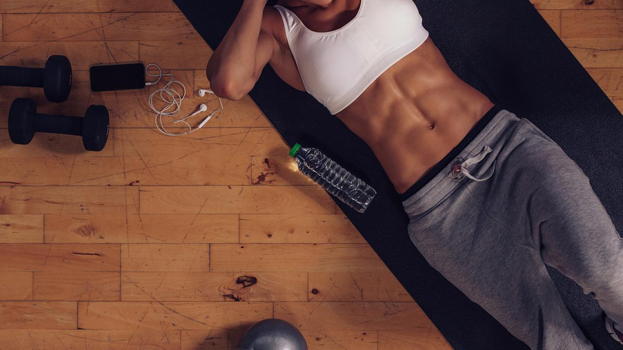 No Sit-Ups! Another Exercise for your abdominal muscles immediately explode – Video