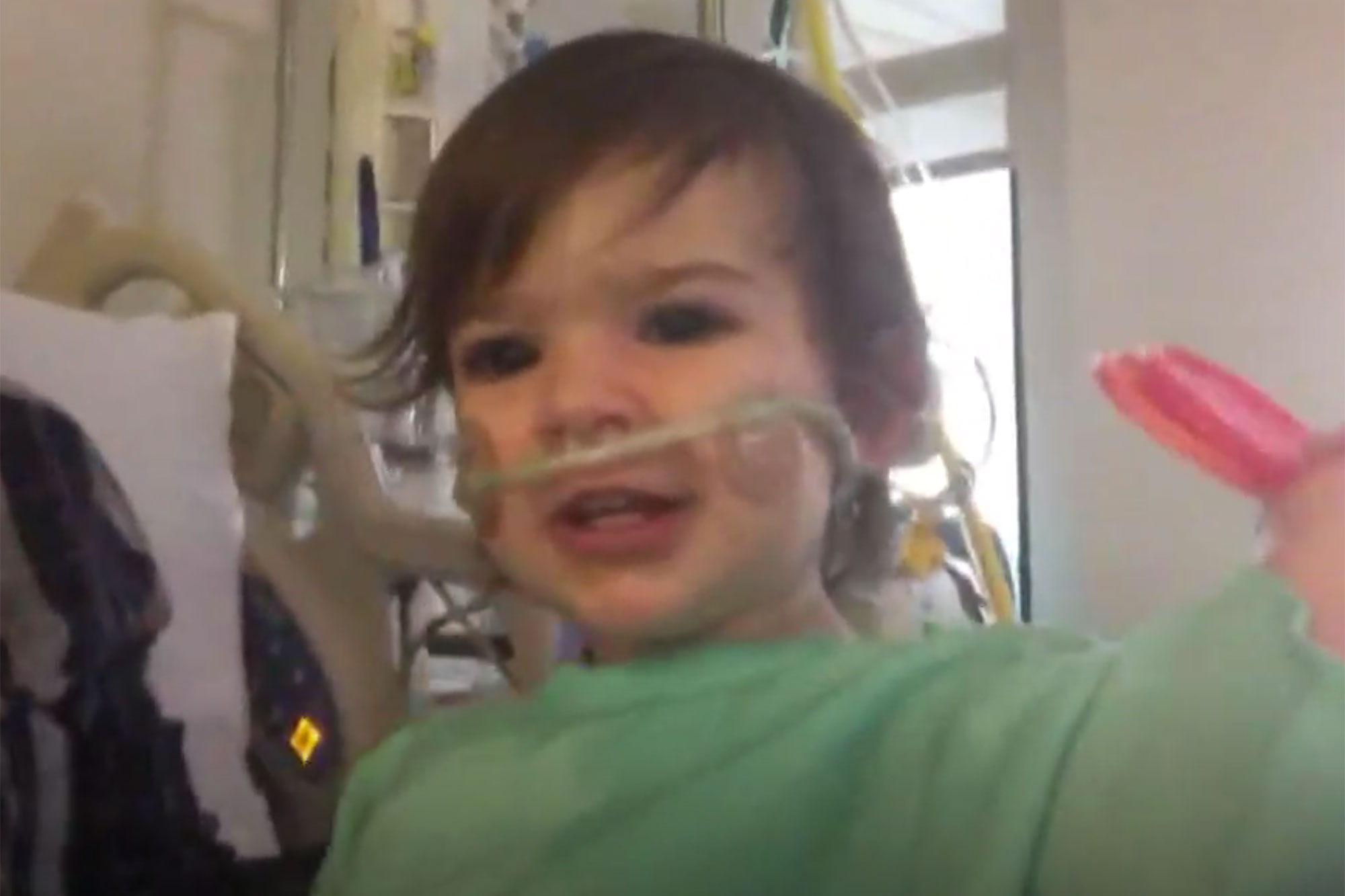 Common Respiratory Virus Lands 14-Month-Old in ICU: 'I Freaked Out,' Says Toddler's Mom