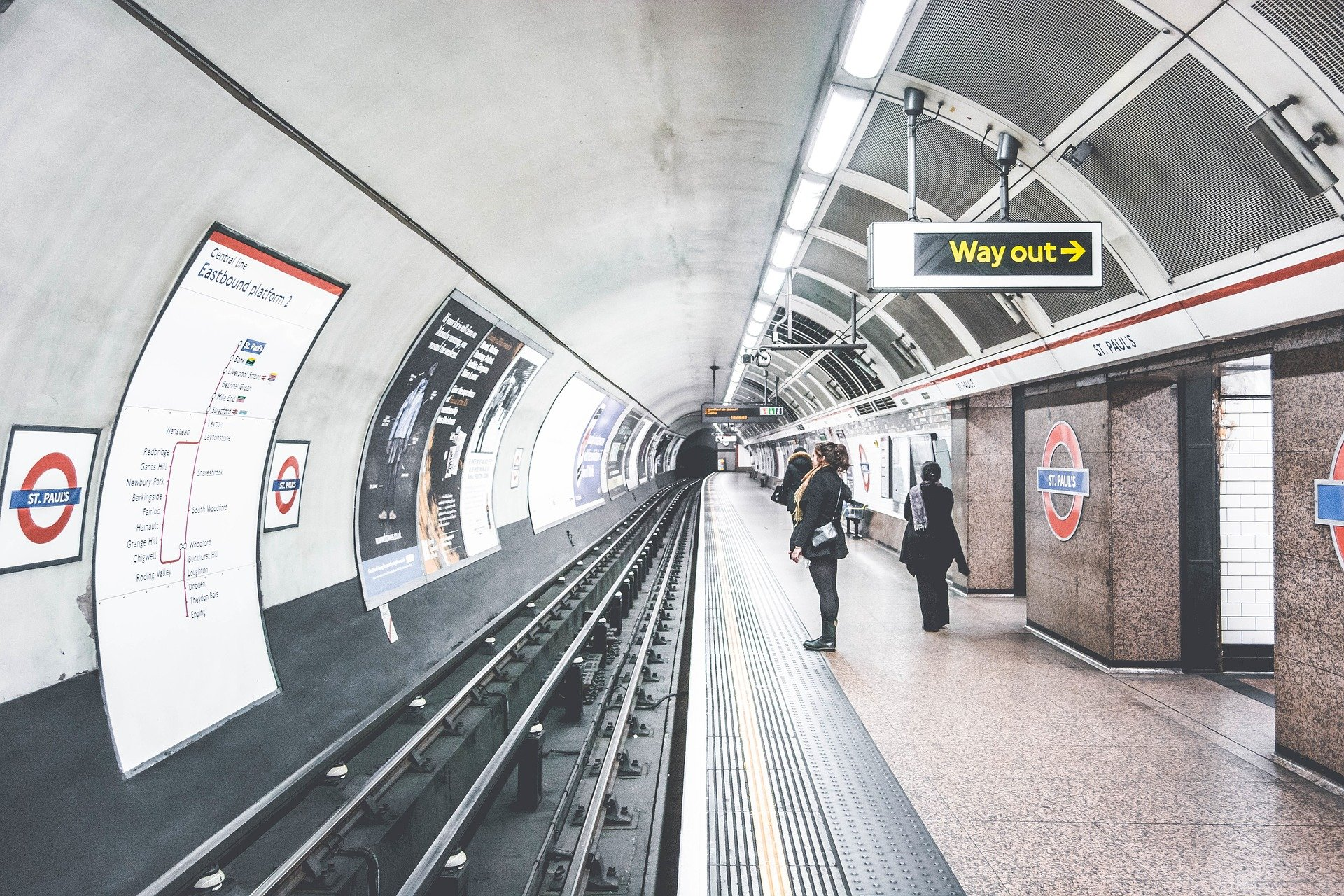 Tube travel linked to the spread of flu-like illnesses