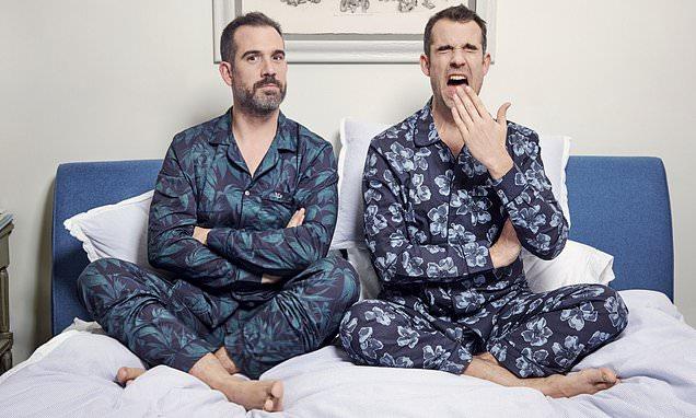 Sleep yourself younger with twin doctors Xand and Chris van Tulleken