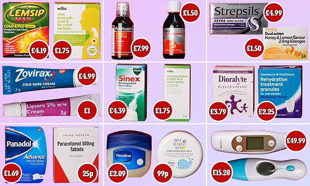 Savings not to be sneezed at!