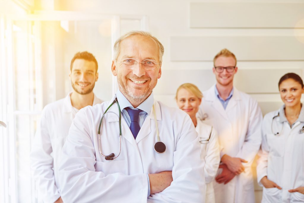 In 2019, are carried out, these changes in health care