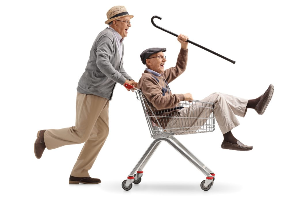 Research: aging successfully thwarted! New therapy slowed the aging process