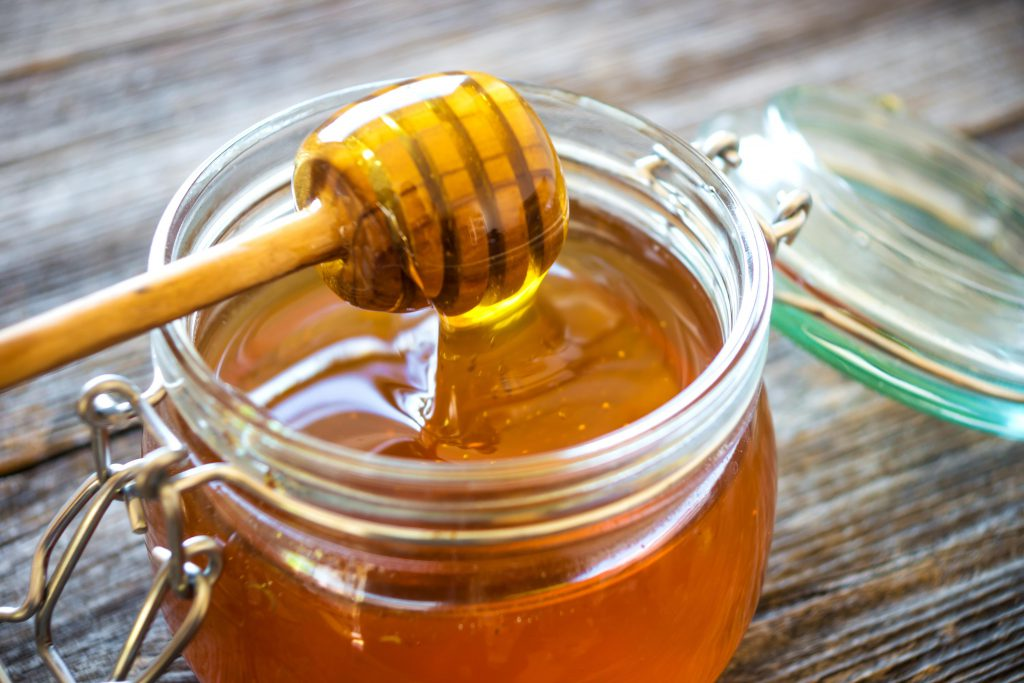 Diet Sensation: honey water promotes fast Slimming