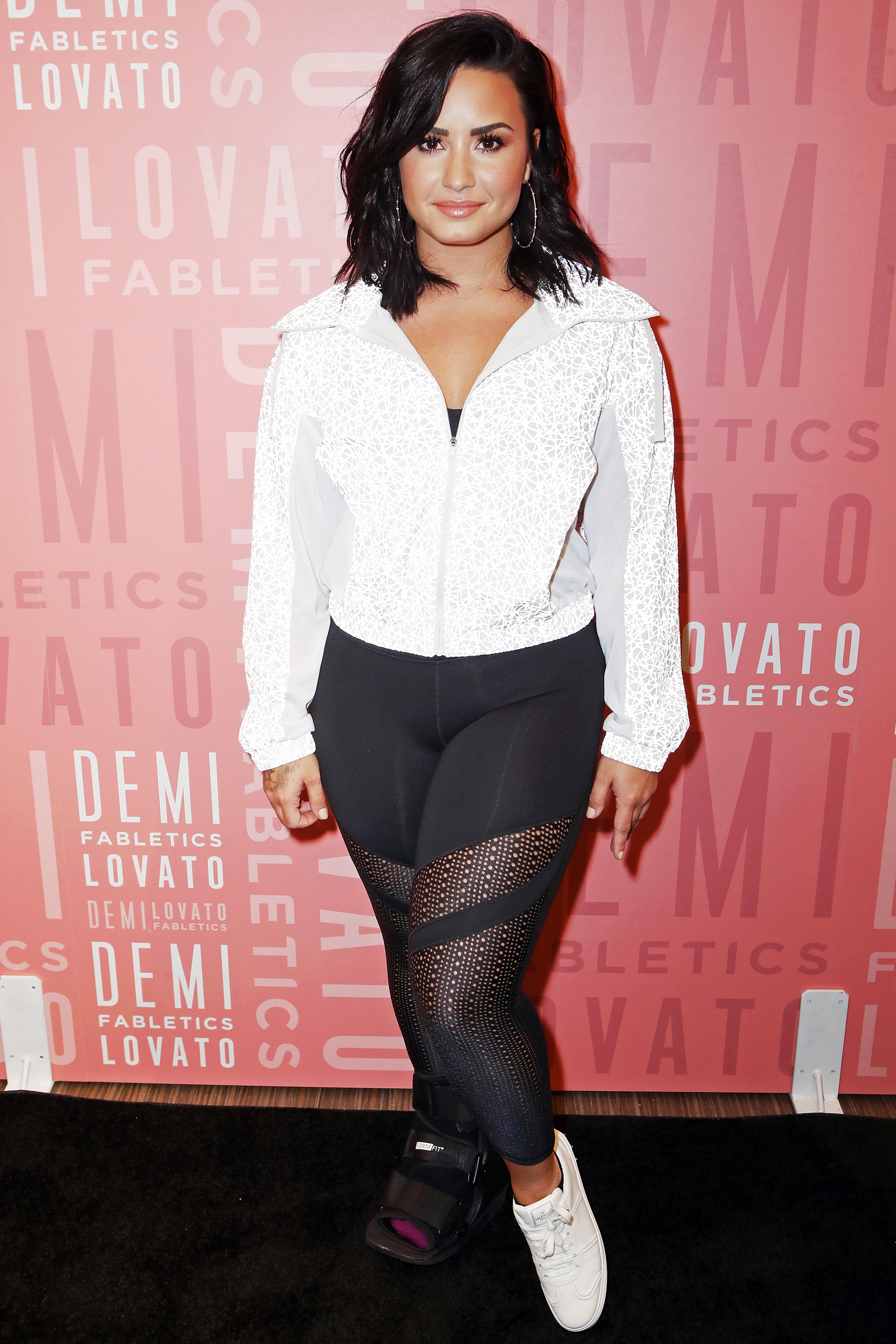 Demi Lovato Calls Out 'Fat Shaming' Ad in Her Instagram Feed: 'This Is Absolutely Harmful'