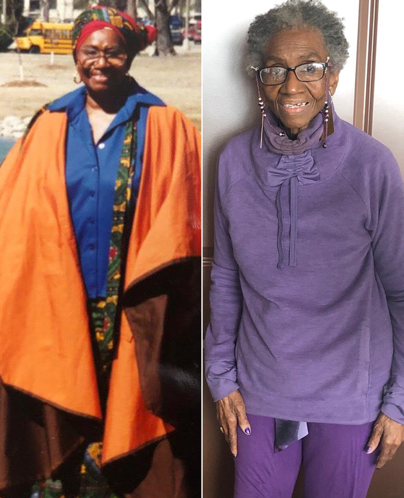 86-Year-Old Woman Loses 120 Lbs. by Walking Around Her 1-Bedroom Apartment