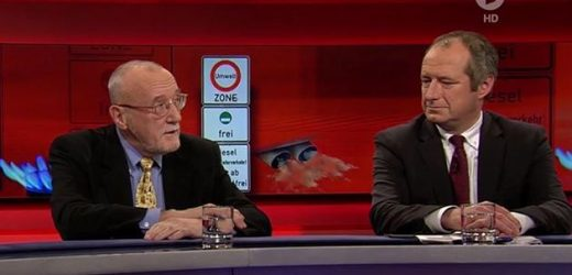 """Köhler is the content of a layman"": ZDF exposes the limit-skeptics"