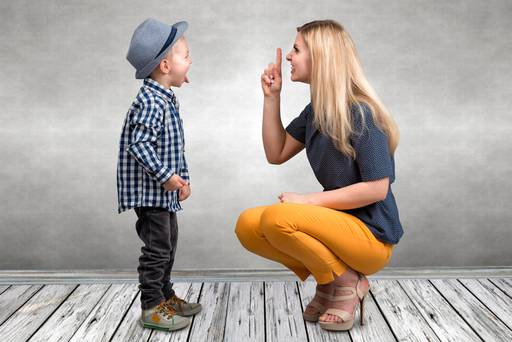 Dear David Coleman: I need techniques to deal with my toddler's challenging behaviour?