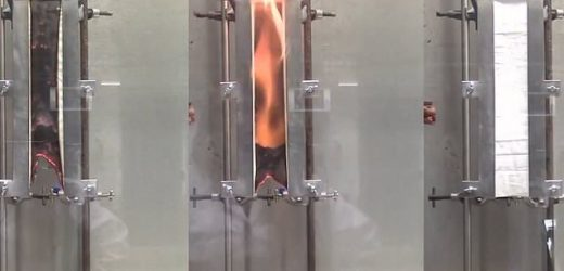 Video shows clothes with emollient creams on can catch fire in SECONDS