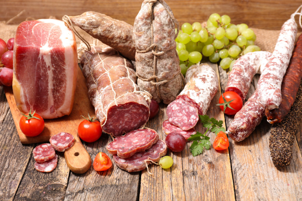 Attention: No Callback-Action! Several Bio-Salami-products contain small plastic particles