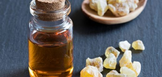 Traditional medicine: frankincense helps fight against various diseases
