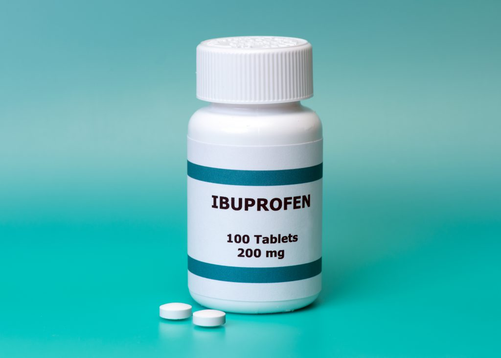 Scientists: Up to now unknown side effects in the pain reliever Ibuprofen identified