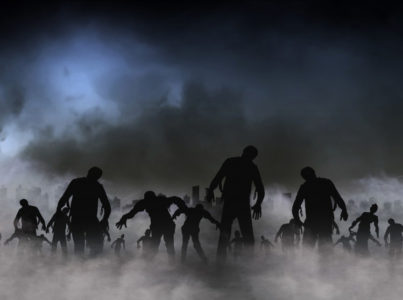 Strange Zombie disease from spreading further in North America- Now the first cases in Europe