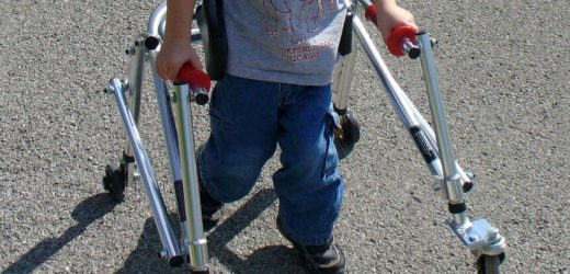 Cerebral palsy: studying baby steps could lead to better treatments