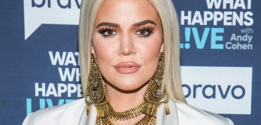 Khloe Kardashian Is Being Mum-Shamed For The Most Outrageous Reason