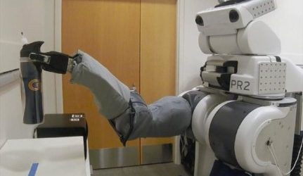 Seeing through a robot's eyes helps those with profound motor impairments