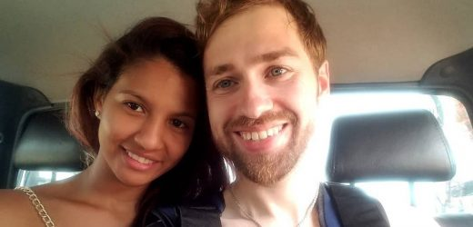 It's a Boy! 90 Day Fiance's Paul and Karine Staehle Welcome Their Son