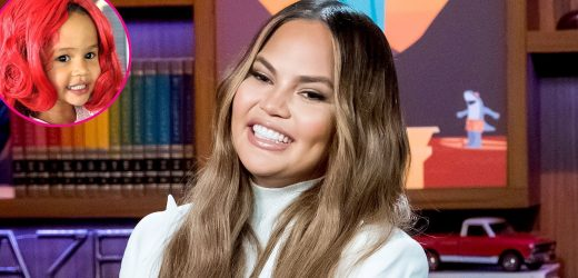 Here's What Chrissy Teigen Is Planning for Luna's 3rd Birthday