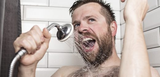 Health: in the Morning or in the evening have a shower? It makes a difference!