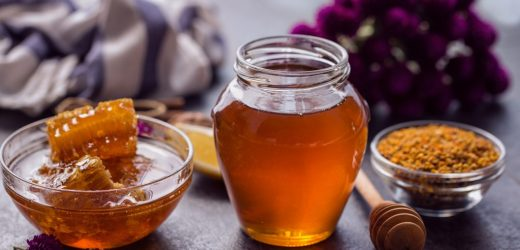 Daily honey water helps to drink in the Slimming and against many health Suffer