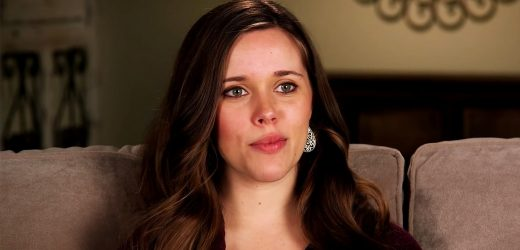 LOL! Jessa Duggar Shows 'Expectations' vs 'Reality' of Potty Training Son