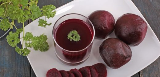 Unknown Star! Only a few foods are even healthier than the native beetroot
