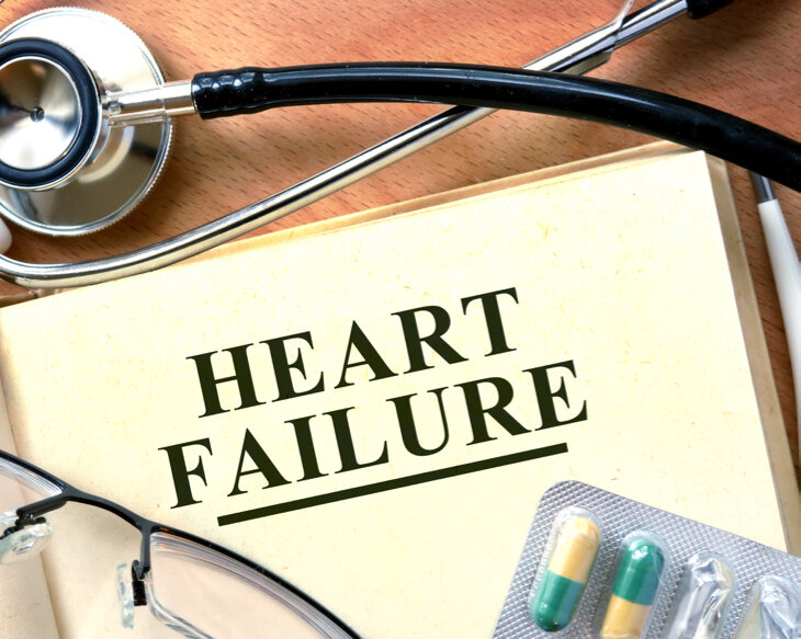 Compound improves heart failure biomarker even after hospitalization