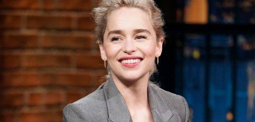 'Game Of Thrones' Star Emilia Clarke Had A Life-Threatening Brain Aneurysm While Doing A Plank
