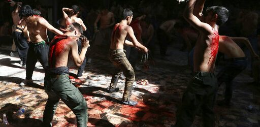 Mystery infections traced to blood-shedding religious ritual