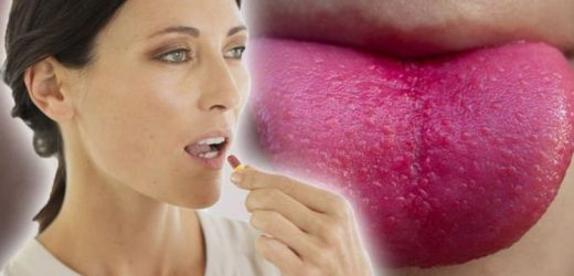 Vitamin B12 deficiency warning: The hidden sign on your tongue – are you at risk?