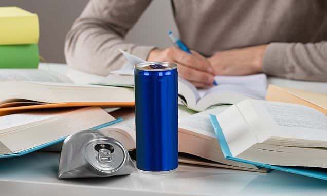 Guzzling two energy drinks within an hour is dangerous for the heart
