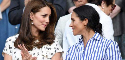 Duchess Kate, Duchess Meghan Are 'Bonding Over Motherhood'