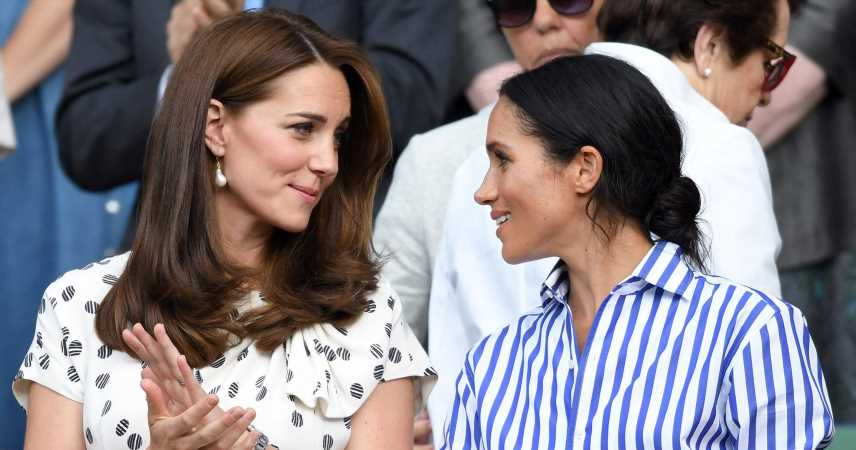 Duchess Kate, Duchess Meghan Are 'Bonding Over Motherhood'
