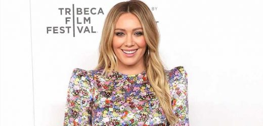 Watch Hilary Duff's 6-Month-Old Daughter Banks Crawl: 'We Got a Mover'
