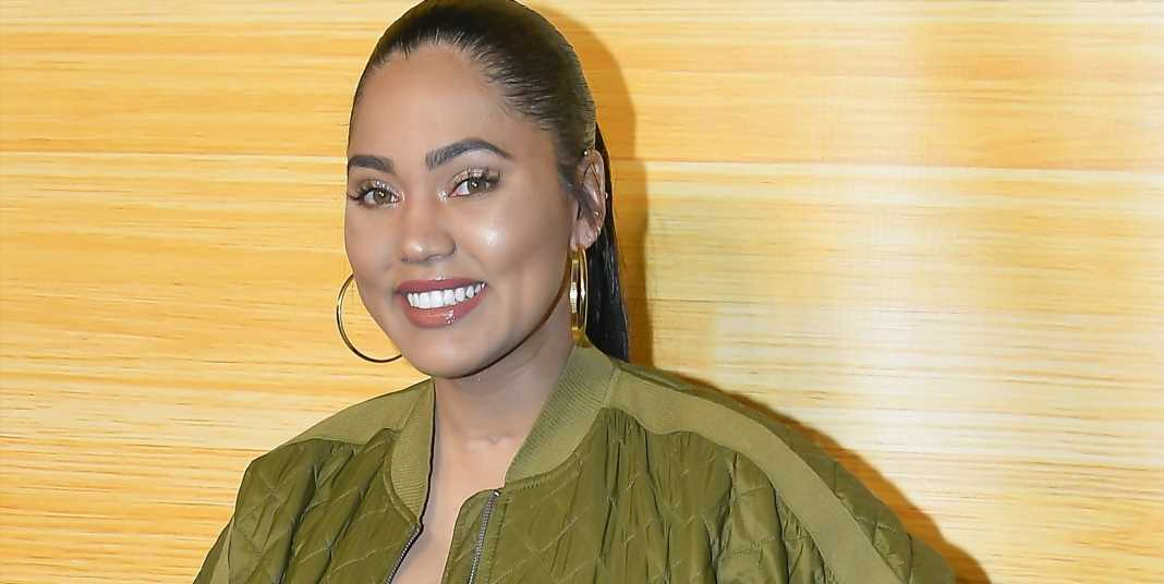 Ayesha Curry Says She Got 'The Most Botched Boob Job On The Planet'