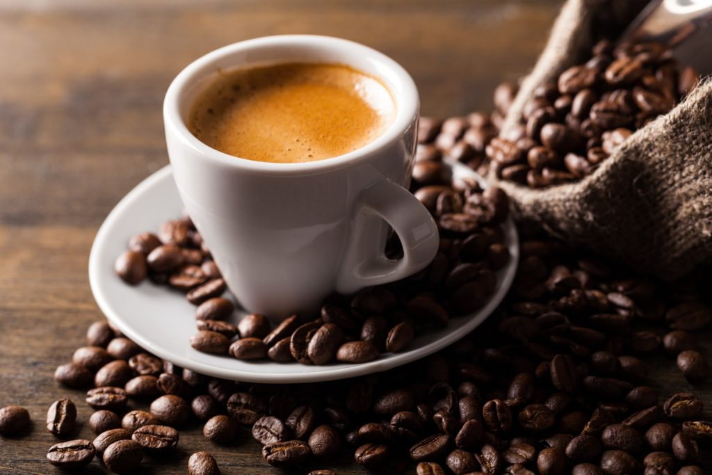 Researchers: so many cups a day of coffee health is harmful