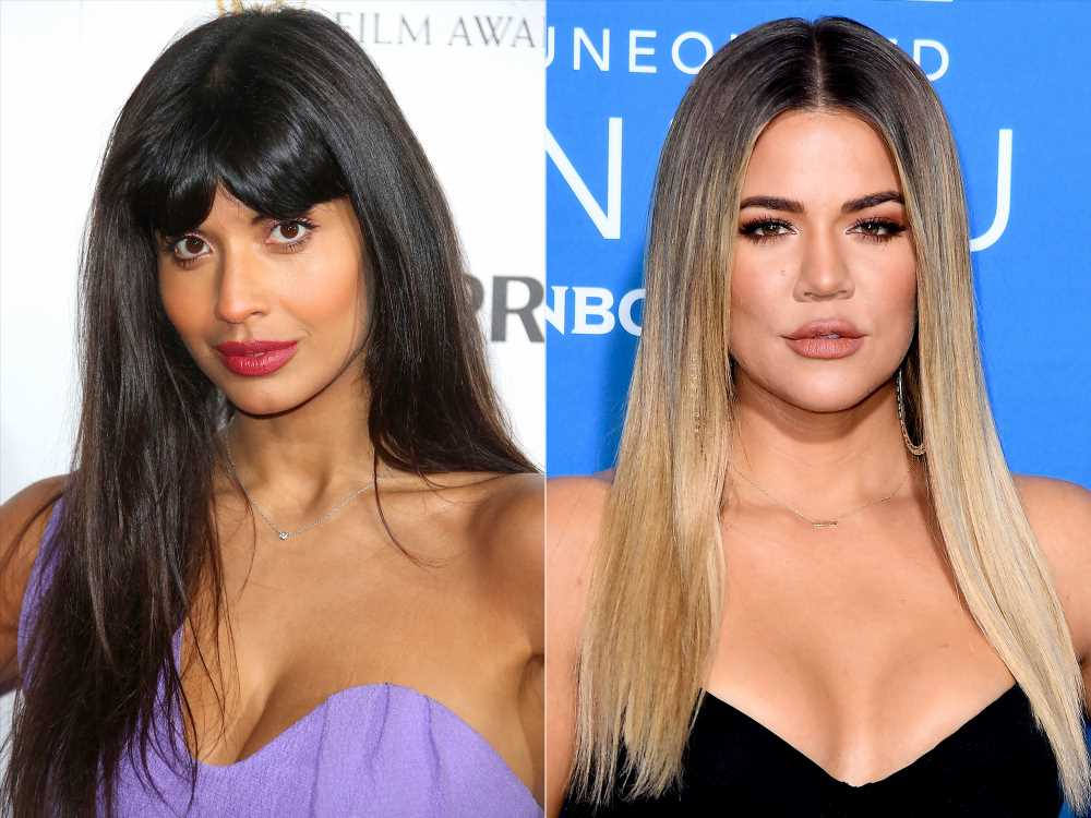 Jameela Jamil Isn't 'Canceling' Celebs Who Promote Weight Loss Products: 'I'm Reprimanding Them'