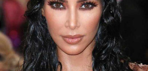 Bear West? Fans Believe Kim Kardashian Has Secretly Revealed the Name of Her Son on Twitter