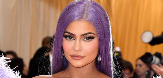 Heads Up, Moms! Kylie Jenner Files Trademark to Launch Baby Line